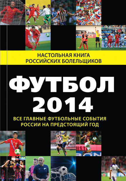 Футбол-2014. Николай Яременко