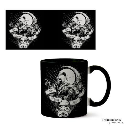 """Кружка """"Звездные войны"""" (236, черная)"""