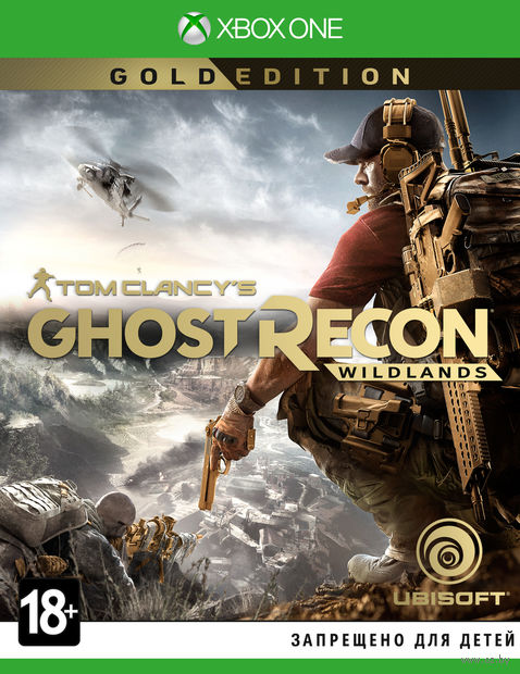 Tom Clancy's Ghost Recon: Wildlands. Gold Edition (Xbox One)