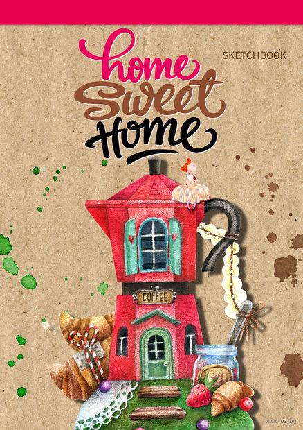 "Блокнот ""Home sweet home! Coffee"" (А5)"