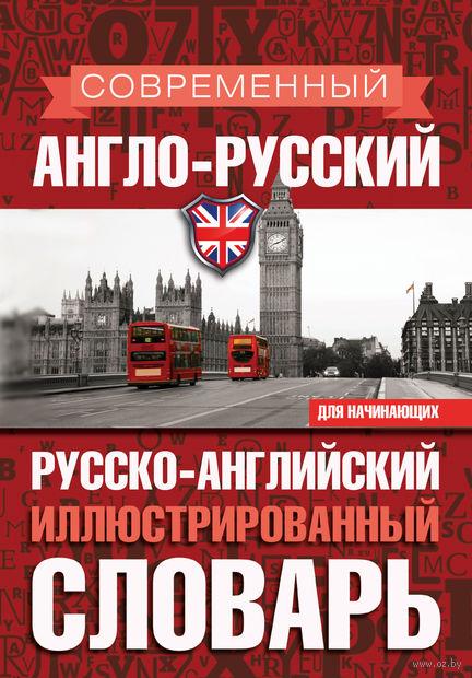 Современный англо-русский русско-английский иллюстрированный словарь для начинающих. Владимир Мюллер