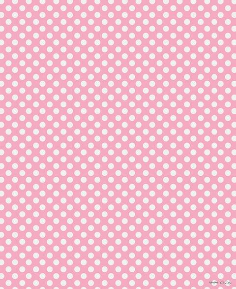 """Простыня хлопковая на резинке """"Pink"""" (140х200 см) — фото, картинка"""