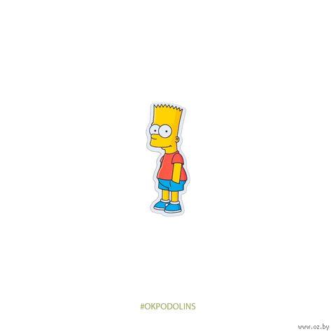 """Значок """"Барт Симпсон"""" (арт. 337) — фото, картинка"""