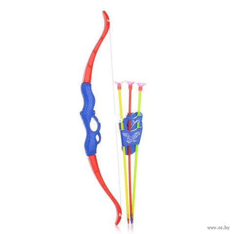 """Игровой набор """"Лук со стрелами"""" (арт. В088-1) — фото, картинка"""