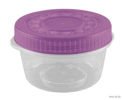 """Контейнер для хранения продуктов """"Кристалл"""" (0,6 л) — фото, картинка"""