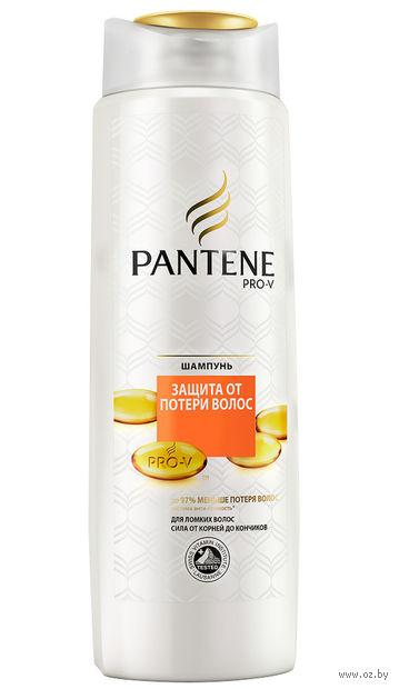 """Шампунь для волос """"Pantene Pro-V. Защита от потери волос"""" (250 мл) — фото, картинка"""