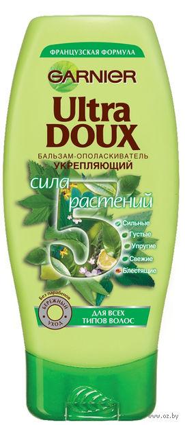 """Бальзам-ополаскиватель для волос """"Сила 5 растений"""" (200 мл)"""