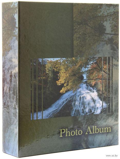 """Фотоальбом """"Waterfalls"""" (200 фотографий; 10х15 см; арт. 46529 AV46200) — фото, картинка"""