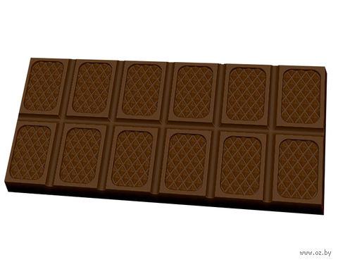 """Форма для изготовления мыла """"Шоколад. Оригинальный"""" — фото, картинка"""
