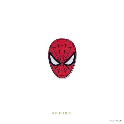 "Значок ""Человек-паук"" (арт. 344-2) — фото, картинка"