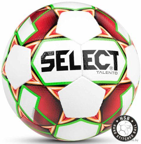"""Мяч футбольный Select """"Talento"""" 811008 №5 — фото, картинка"""