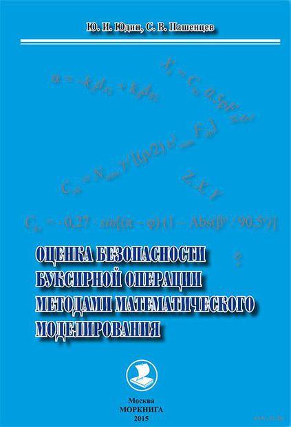 Оценка безопасности буксироной операции методами математического моделирования. Юрий Юдин, Сергей Пашенцев