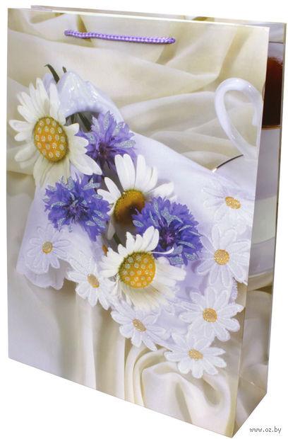 Пакет бумажный подарочный (32x44x10 см; арт. 503 XLP) — фото, картинка