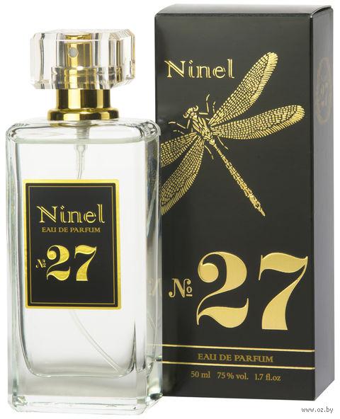 """Парфюмерная вода для женщин """"Ninel №27"""" (50 мл) — фото, картинка"""