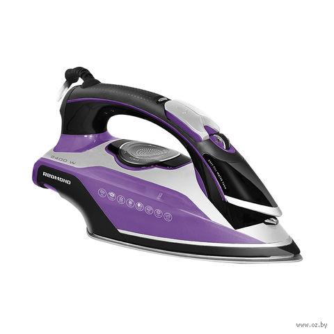 Утюг Redmond RI-С218 (фиолетовый) — фото, картинка