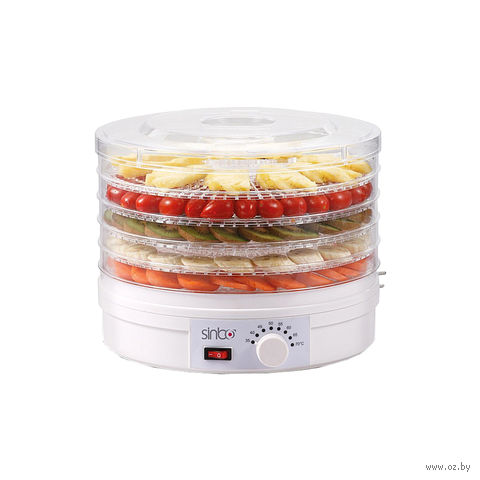 Сушилка для овощей и фруктов Sinbo SFD-7401 — фото, картинка