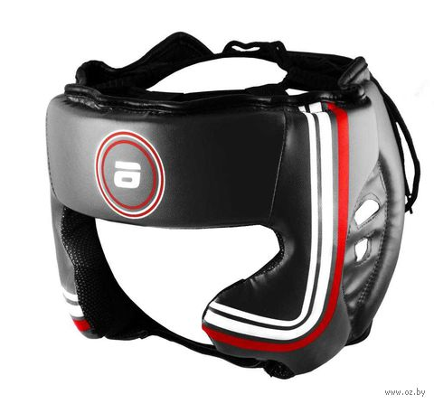 Шлем боксёрский LTB-16320 (S; чёрный) — фото, картинка