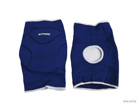Наколенники волейбольные AKP-03 (S; синие) — фото, картинка