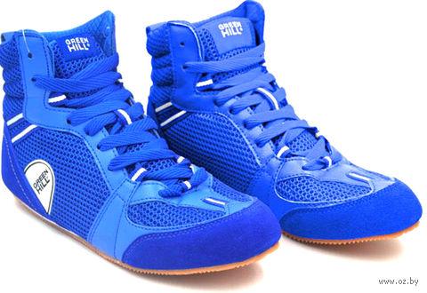 Обувь для бокса PS006 (р. 37; синяя) — фото, картинка