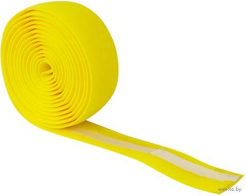 Обмотка велосипедного руля (желтая; арт. 380051) — фото, картинка