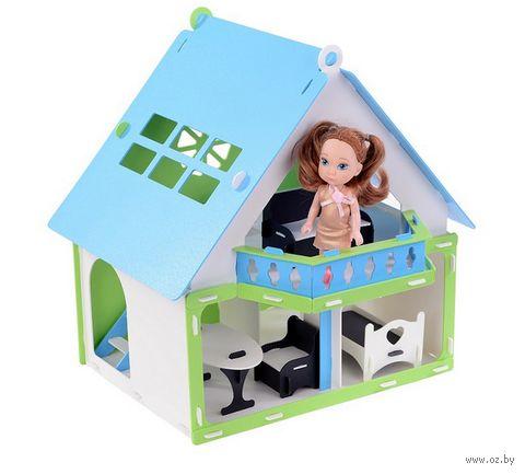 """Дом для кукол """"Дачный дом Варенька"""" (арт. 000257) — фото, картинка"""