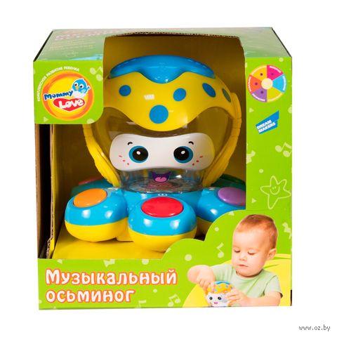 """Музыкальная игрушка """"Осьминог"""" — фото, картинка"""