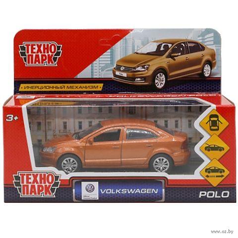 "Модель машины ""Volkswagen Polo. Седан"" (арт. POLO-BN) — фото, картинка"