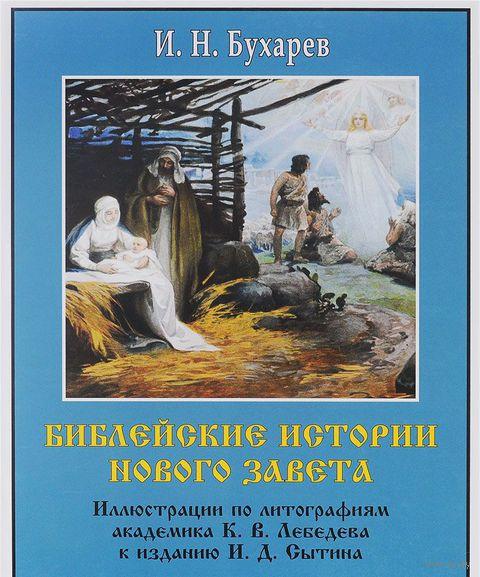 Библейские истории Нового Завета. Священник Иоанн Бухарев
