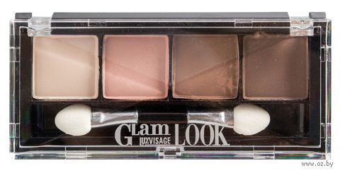 "Тени для век ""Glam Look"" тон: 1 — фото, картинка"