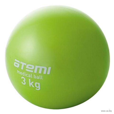 Медицинбол (3 кг; арт. ATB-03) — фото, картинка