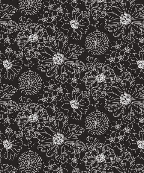 """Простыня хлопковая на резинке """"Black"""" (160х200 см) — фото, картинка"""