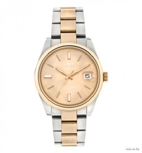 Часы наручные (серебристо-золотистые; арт. 929527389) — фото, картинка