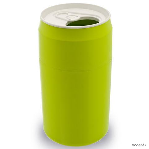 "Корзина для мусора ""Capsule"" (зеленая)"
