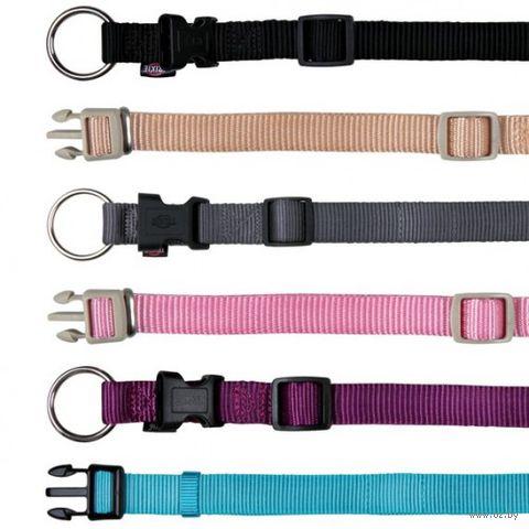 """Ошейник """"Premium Collar"""" (35-55 см; черный) — фото, картинка"""