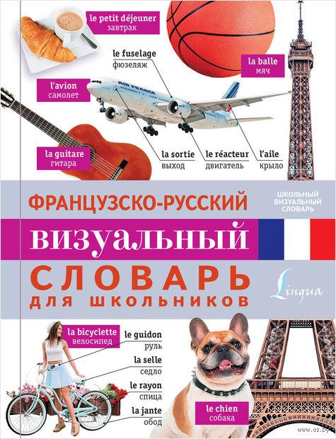 Французско-русский визуальный словарь для школьников — фото, картинка
