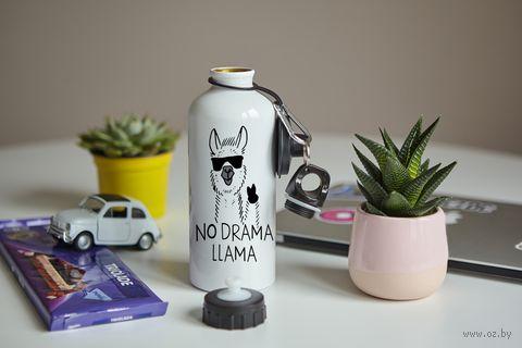 "Бутылка ""Лама"" (600 мл; арт. 29) — фото, картинка"