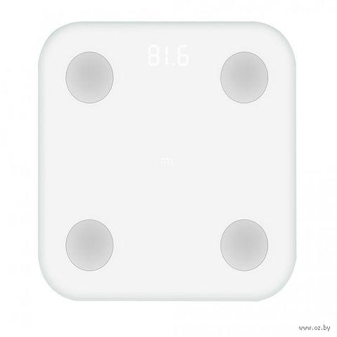 Напольные весы Xiaomi Mi Body Composition Scale — фото, картинка