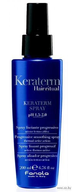 """Спрей для волос """"Keraterm"""" (200 мл) — фото, картинка"""