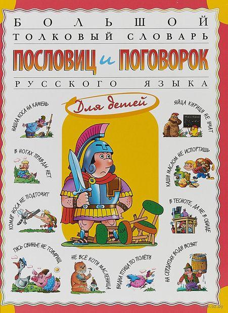 Большой толковый словарь пословиц и поговорок русского языка для детей. Татьяна Розе