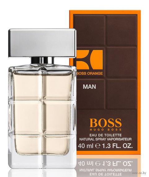 "Туалетная вода для мужчин Hugo Boss ""Boss Orange"" (40 мл)"