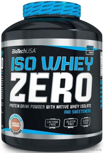 """Протеин """"Iso Whey Zero"""" (2270 г; шоколад) — фото, картинка"""