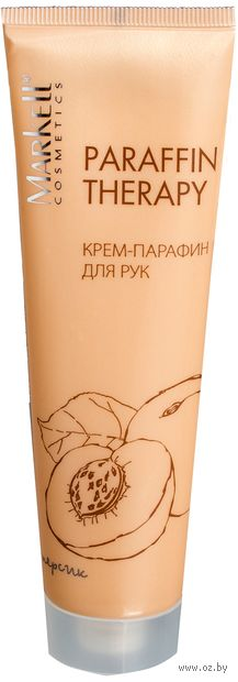 """Крем-парафин для рук """"Персик"""" (100 мл)"""