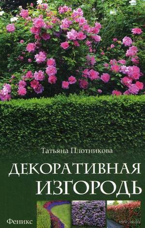 Декоративная изгородь. Т. Плотникова