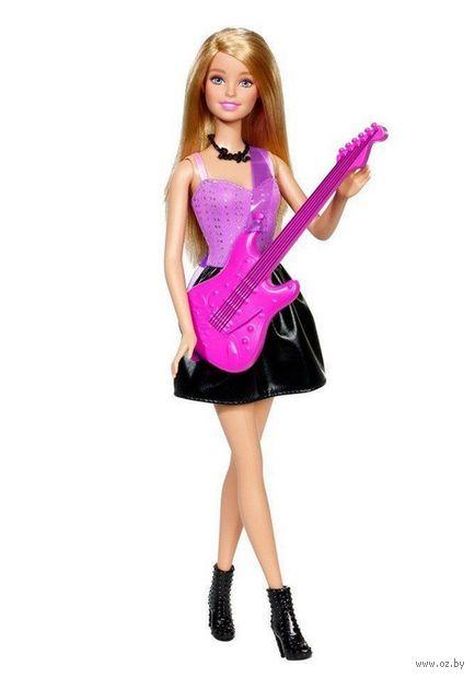 """Кукла """"Барби. Кем быть?"""" (рок-звезда)"""