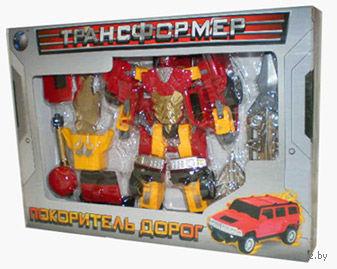 """Робот-трансформер """"Покоритель Дорог"""" (арт. 492590R-8693A)"""