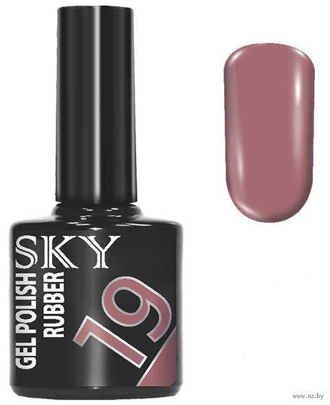 """Гель-лак для ногтей """"Sky"""" тон: 19 — фото, картинка"""