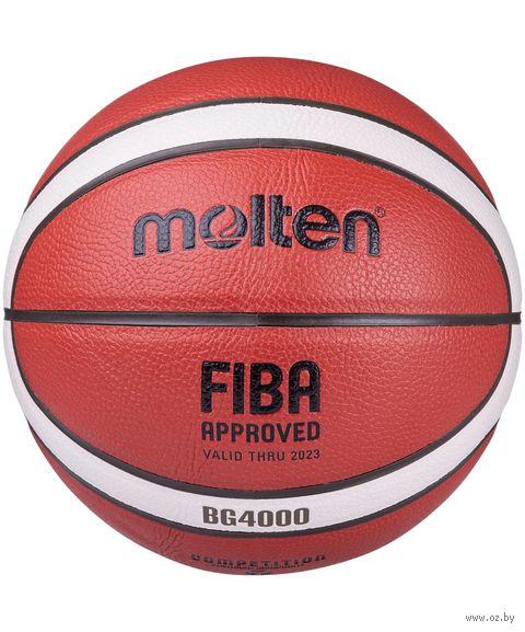 Мяч баскетбольный Molten B7G4000 №7 — фото, картинка