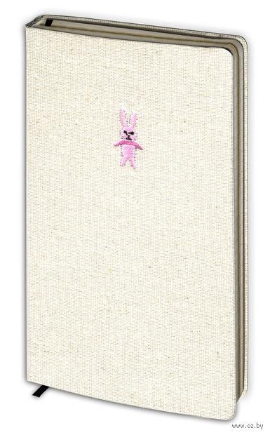 """Записная книжка """"Вышивка на ткани №4"""" (C6; 128 листов)"""