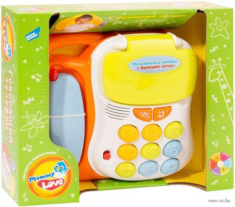 """Развивающая игрушка """"Говорящий телефон"""""""