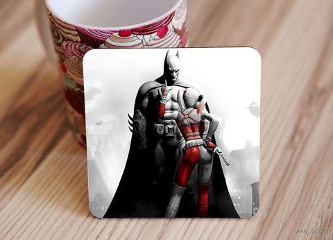 "Подставка под кружку ""Batman"" (art. 7)"
